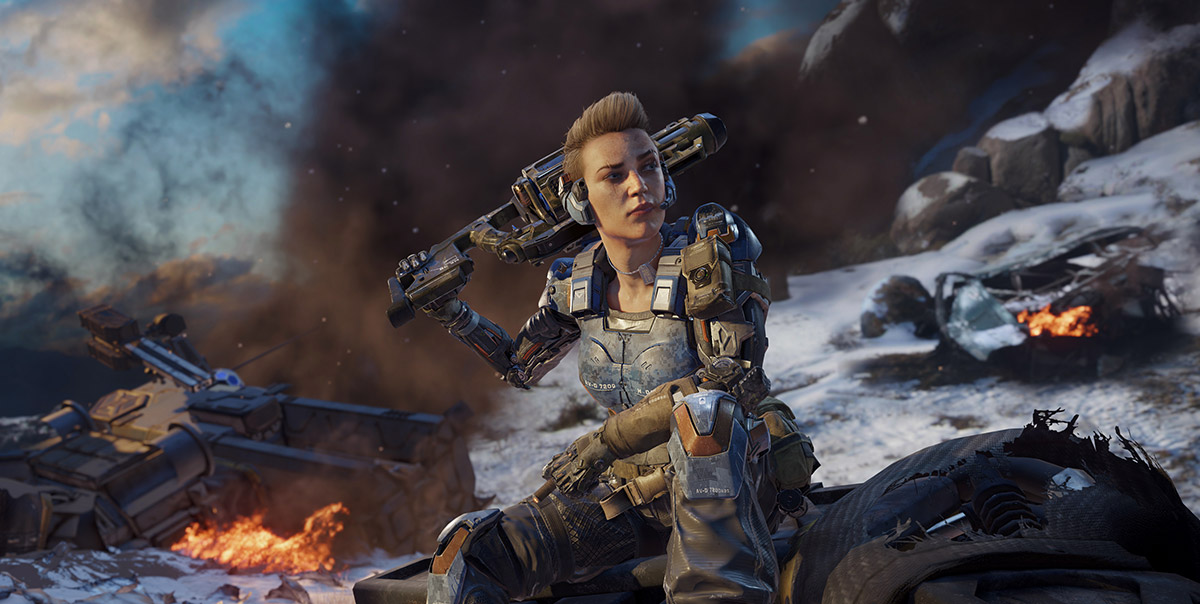 Call of Duty Black Ops 3 - imagen