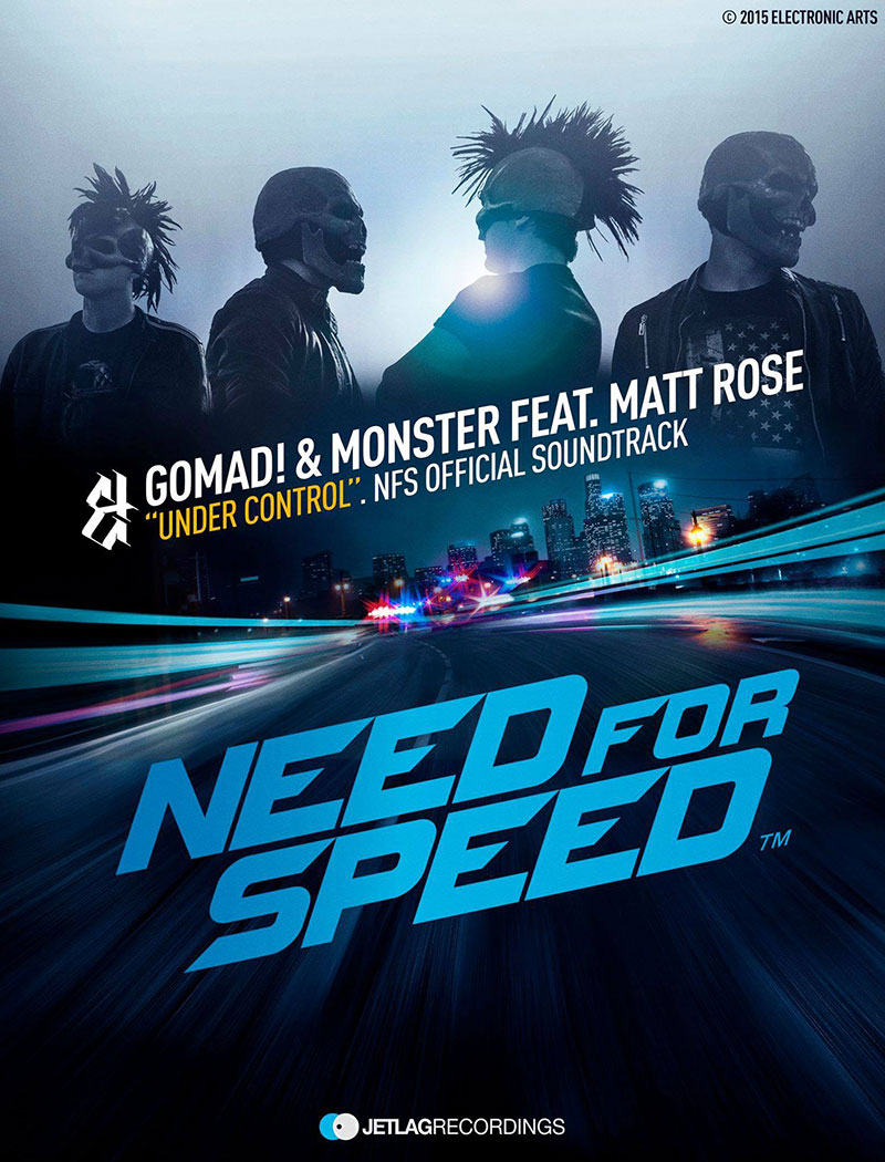 GoMad! & Monster Need for Speed