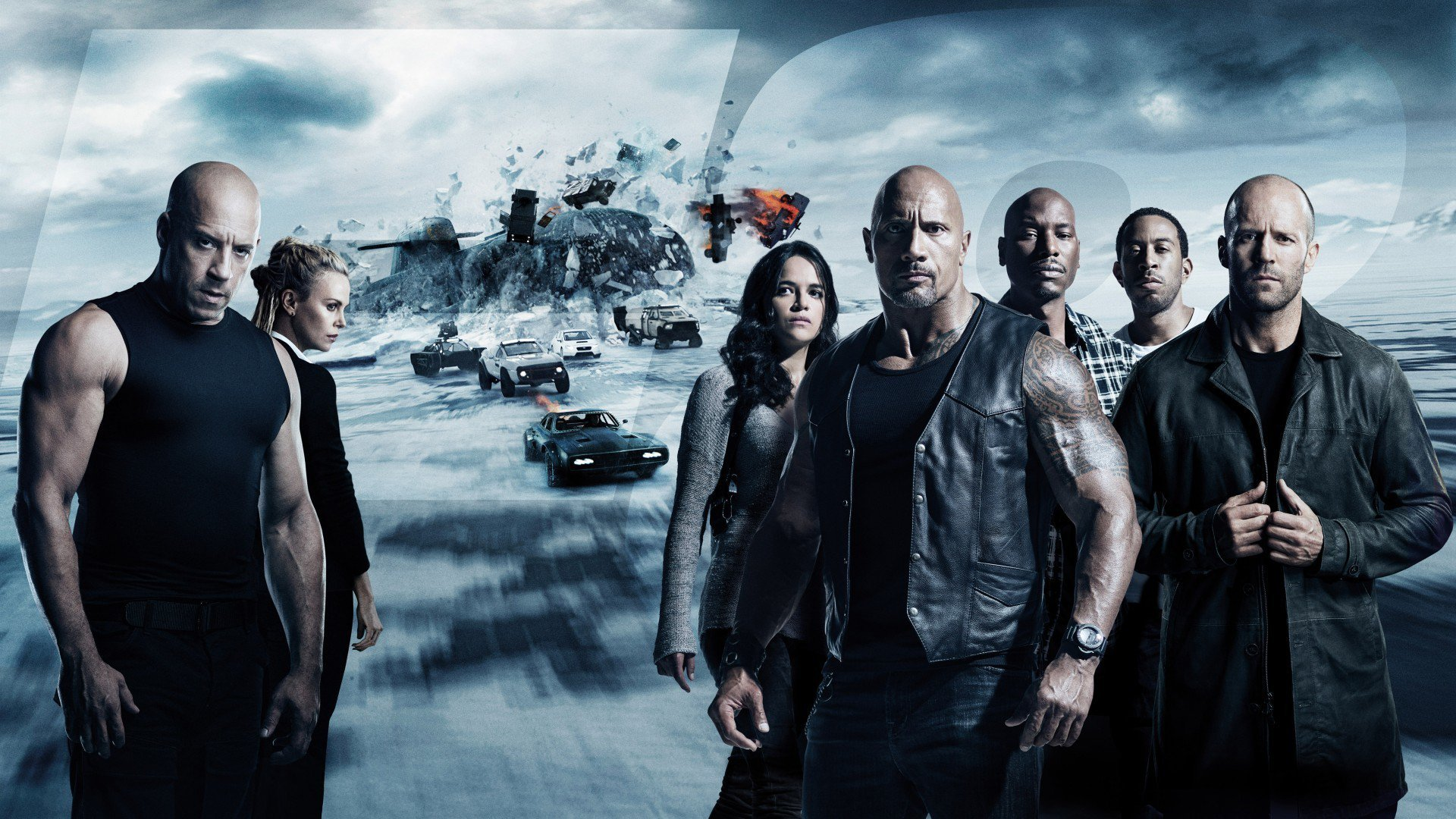Watch The Fate of the Furious Full Movies Online Free HD http://jemy.bigmovies10.com/…/…/the-fate-of-the-furious.html Genre : Action, Crime, Drama, Thriller Stars : Vin Diesel, Dwayne Johnson, Jason Statham, Kurt Russell, Michelle Rodriguez, Charlize Theron Release : 2017-04-12 Runtime : 136 min. Production : Universal Pictures Movie Synopsis: When a mysterious woman seduces Dom into the world of crime and a betrayal of those closest to him, the crew face trials that will test them as never before.