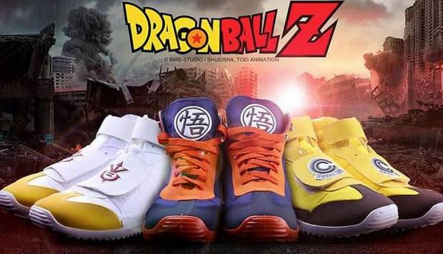 zapatillas dragon ball heredia clothing