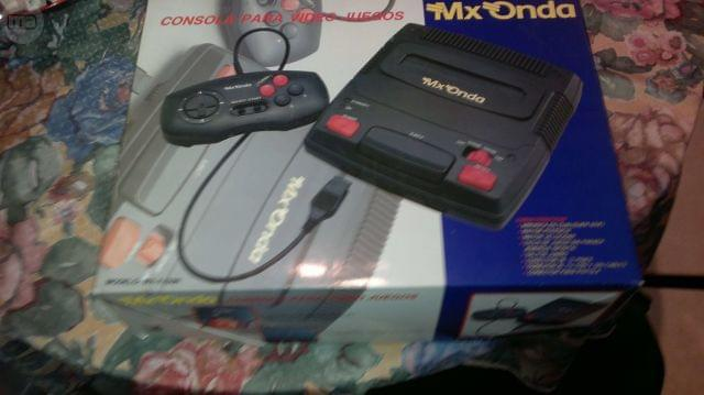 Mx onda con gamegenie
