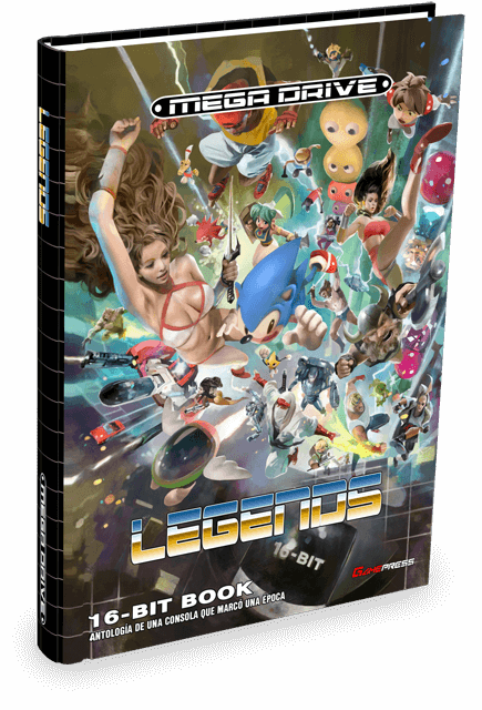 Mega Drive Legends
