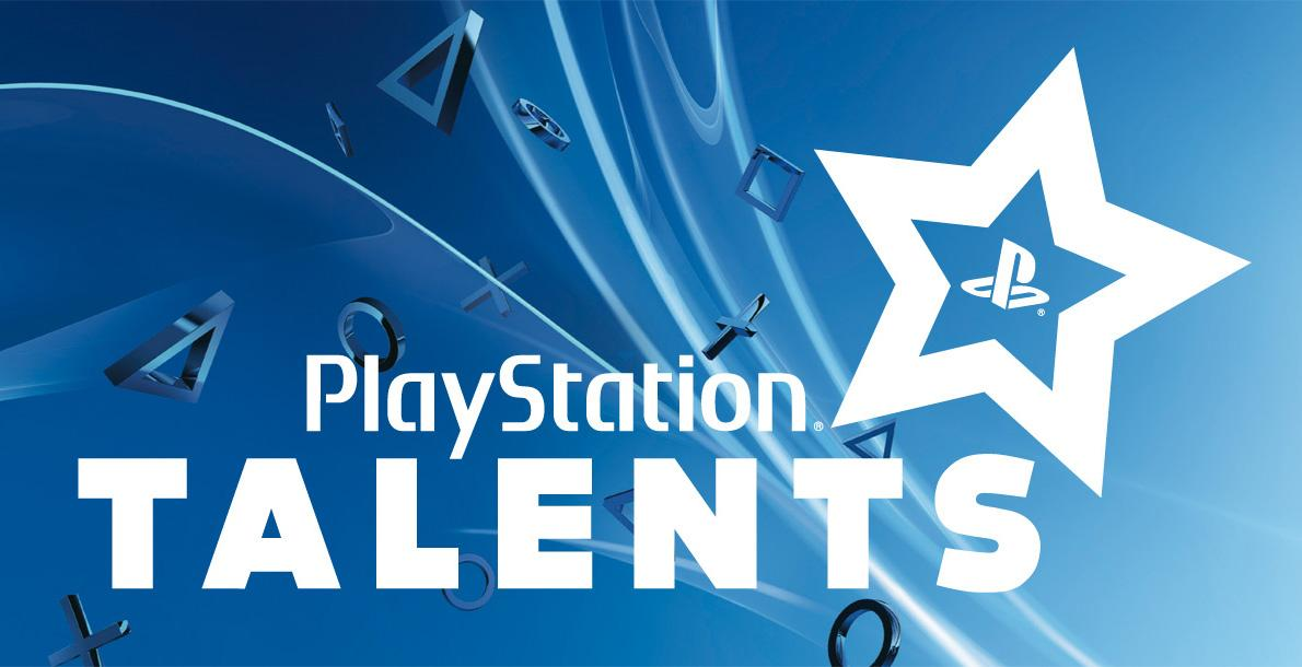 PlayStation Talents Logo cuadrado