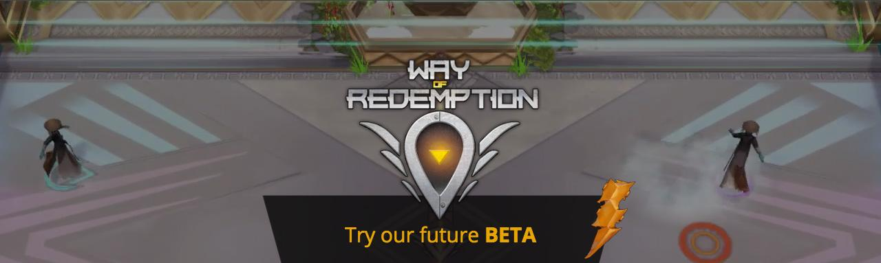 Way of Redemption Beta