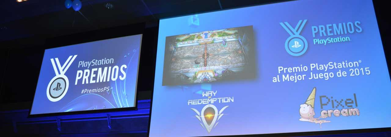 Way of Redemption Premios PS
