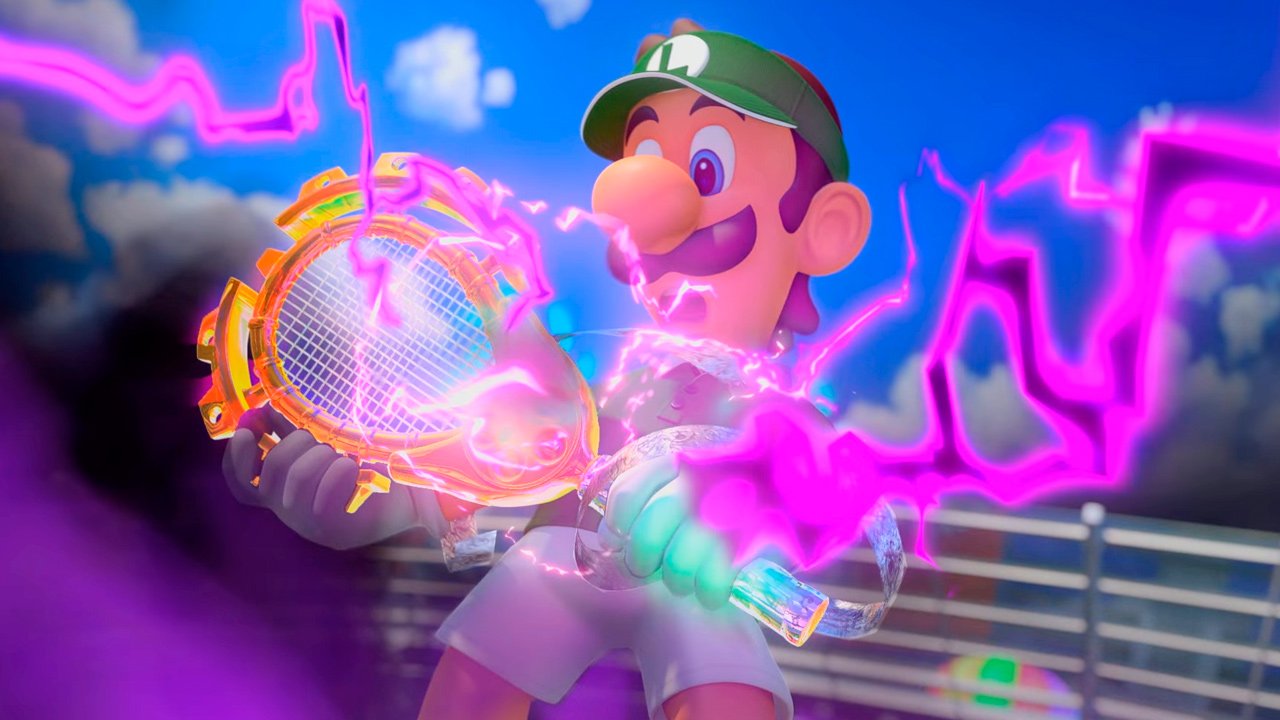 Image result for la mario tennis aces