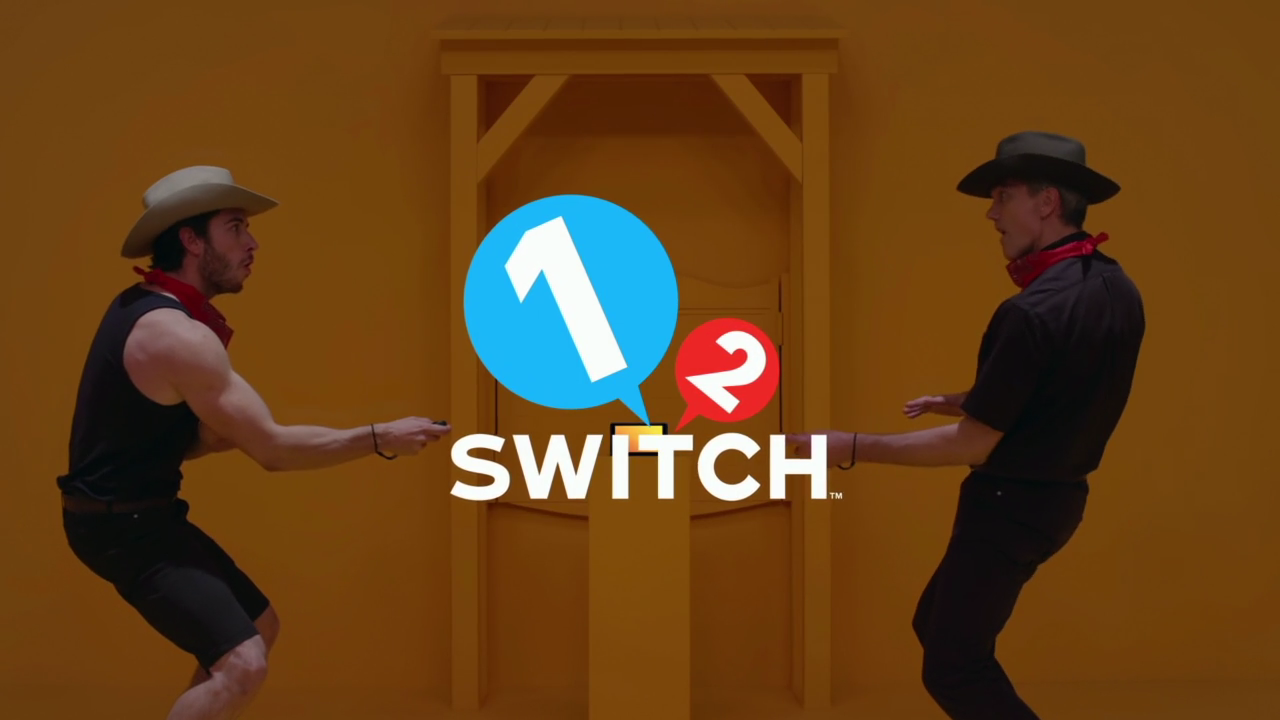 how to play 1 2 switch